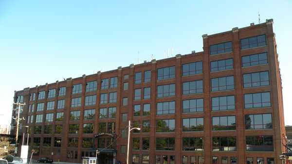 Trib Total Media is headquartered at the D.L. Clark Building on Pittsburgh's North Shore.