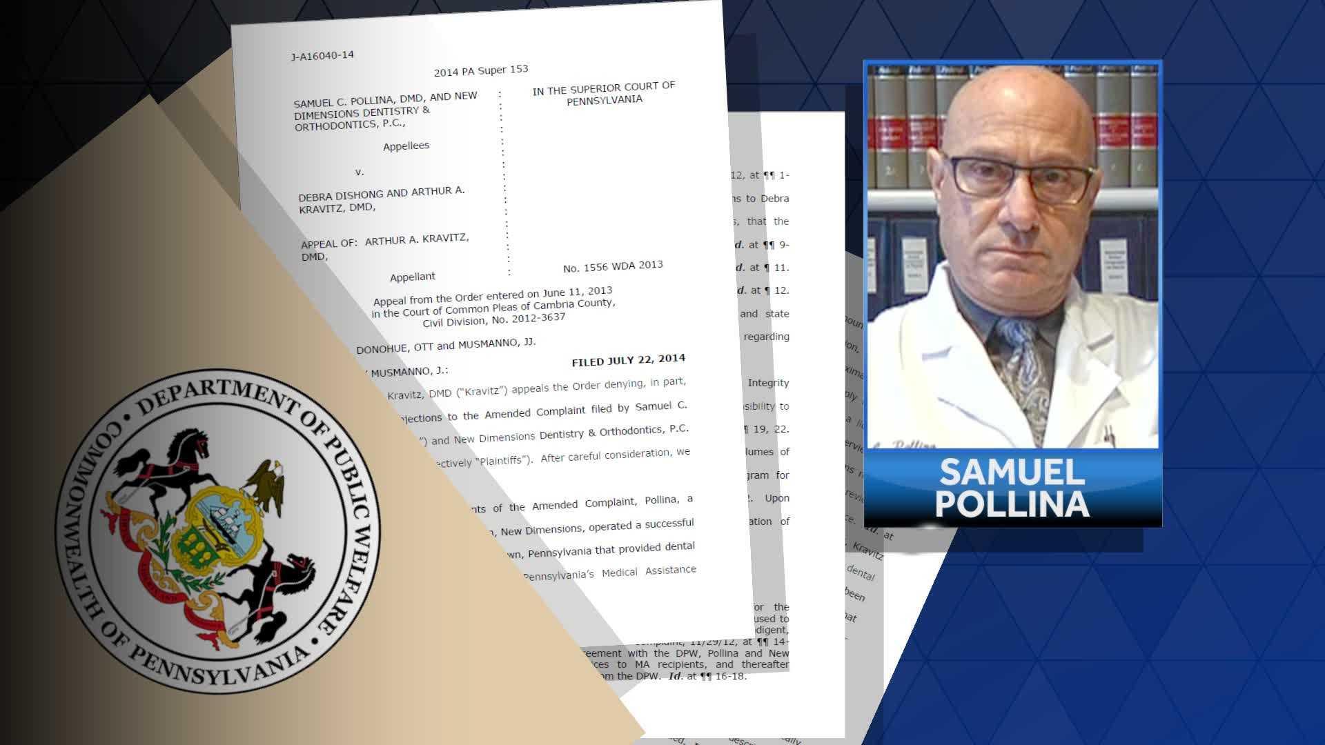 Dr. Samuel Pollina