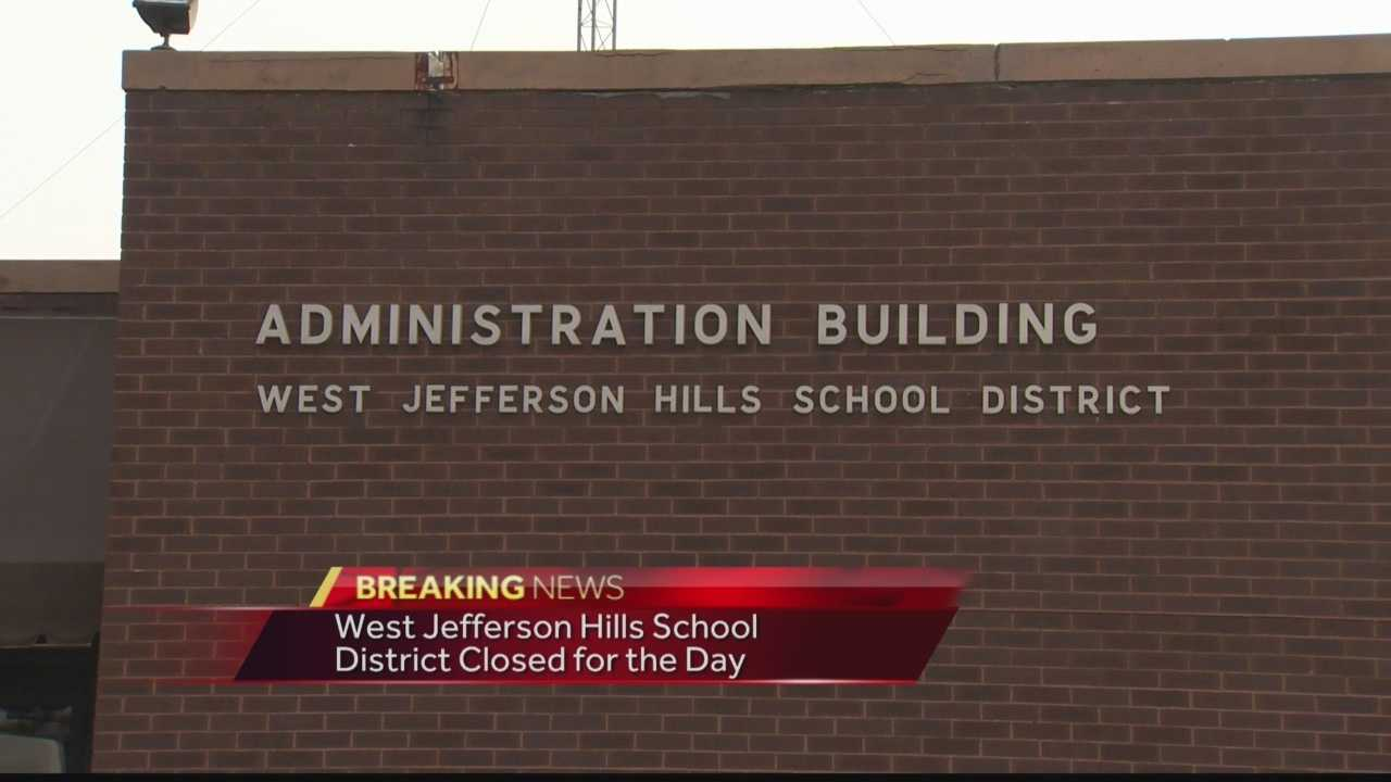 The announcement comes in the wake of an investigation into a threat at Thomas Jefferson High School. Before the closure was announced, there was expected to be an increased police presence at the high school on Friday.