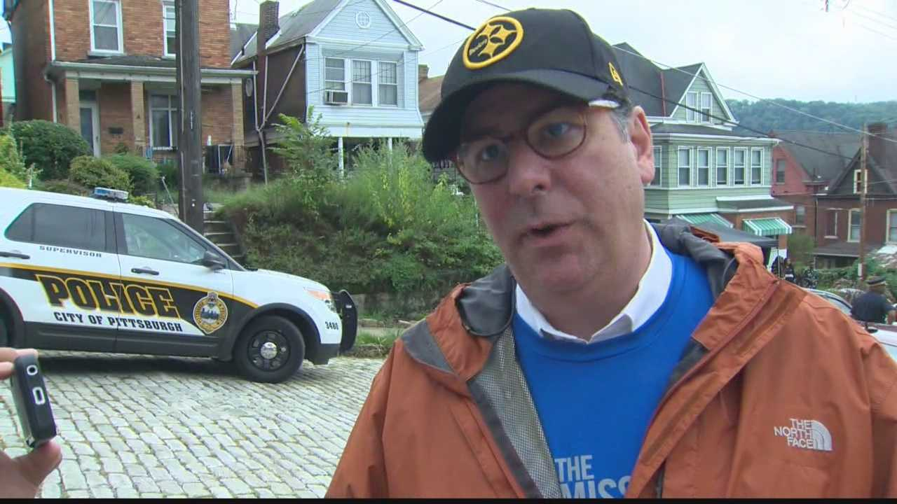 Pittsburgh's Action News 4 caught up with Mayor Bill Peduto to ask what the city is doing to stop the recent rash of shootings.