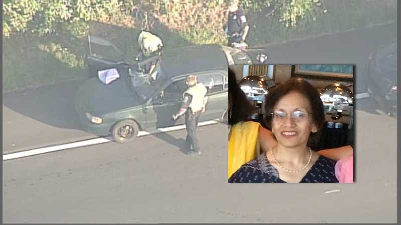 Meera Bali was fatally struck by a car on Greentree Road.