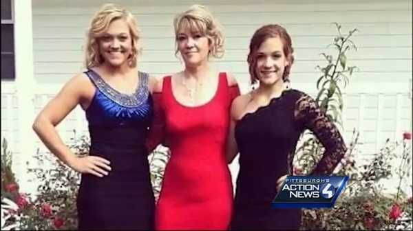 Leslie Bennett left behind two daughters when she was fatally struck by a pickup truck.