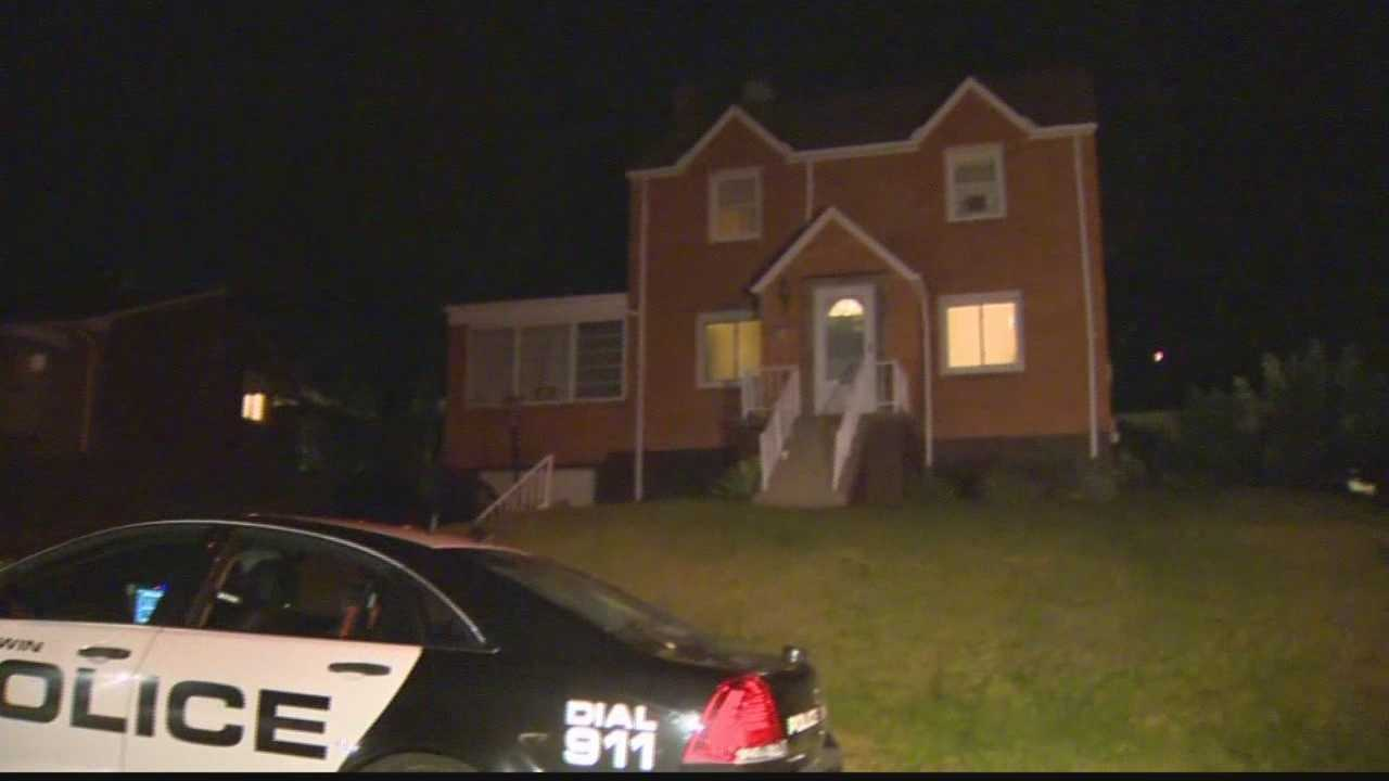 A married couple were found dead in their Baldwin home Monday night in an apparent murder-suicide, police said.