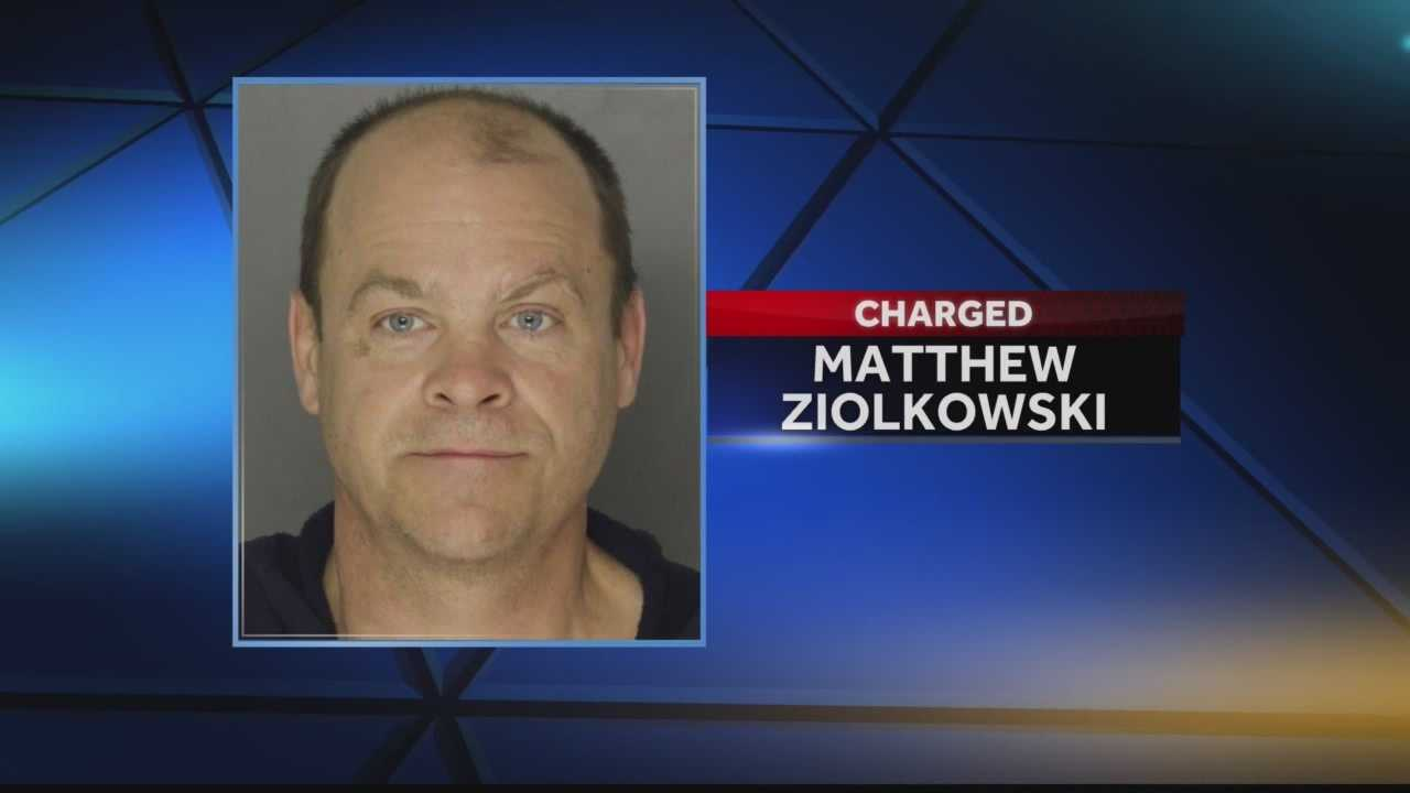A Sharpsburg man is accused of having sex with his girlfriend's dog, a crime police have described as reprehensible.