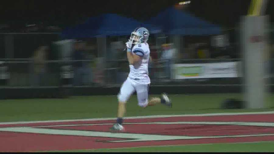 Central Valley 23, West Allegheny 13