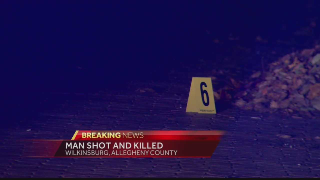 Allegheny County homicide detectives are investigating a shooting in Wilkinsburg that left one dead.