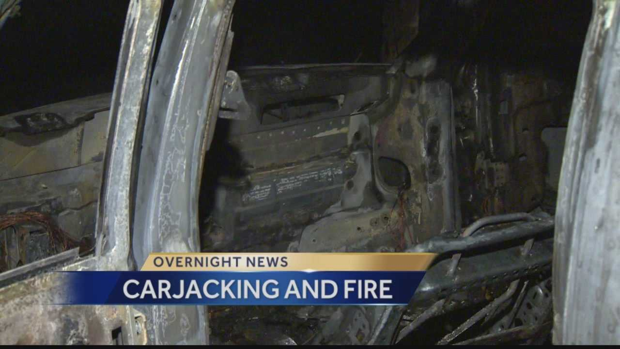 Pittsburgh's Action News 4 Reporter David Kaplan with the latest after a carjacking in Penn Hills and a fire in Lincoln-Lemington Belmar
