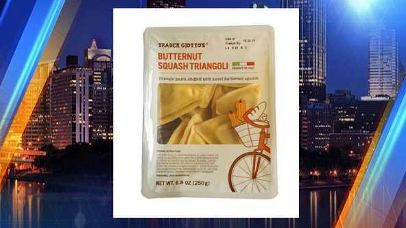 Trader Giotto's Butternut Squash Triangoli