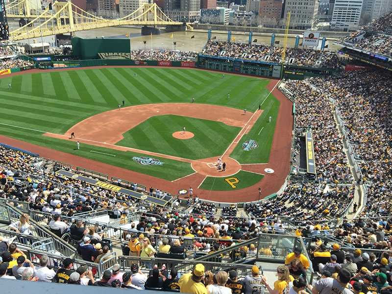 Pirates Begin 2017 Season In Boston Home Opener Is On A Friday