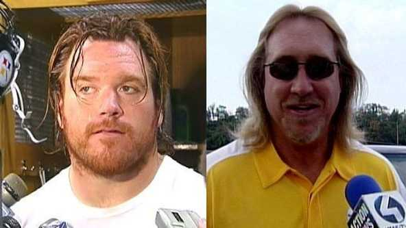 Former Steelers Alan Faneca and Kevin Greene are semifinalists for the Pro Football Hall of Fame.