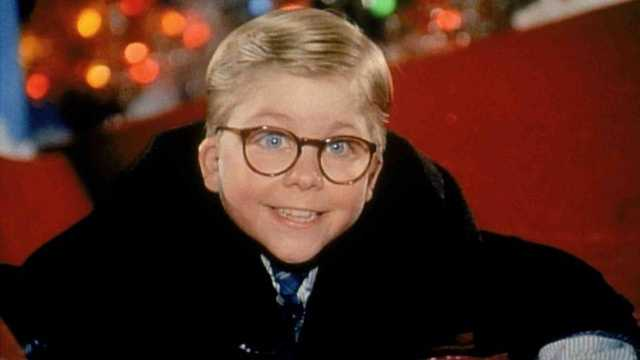 """Peter Billingsley played Ralphie, whose wish list consisted only of a Red Ryder BB gun, in the movie """"A Christmas Story."""""""