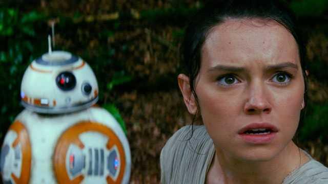 Daisy Ridley, Star Wars The Force Awakens