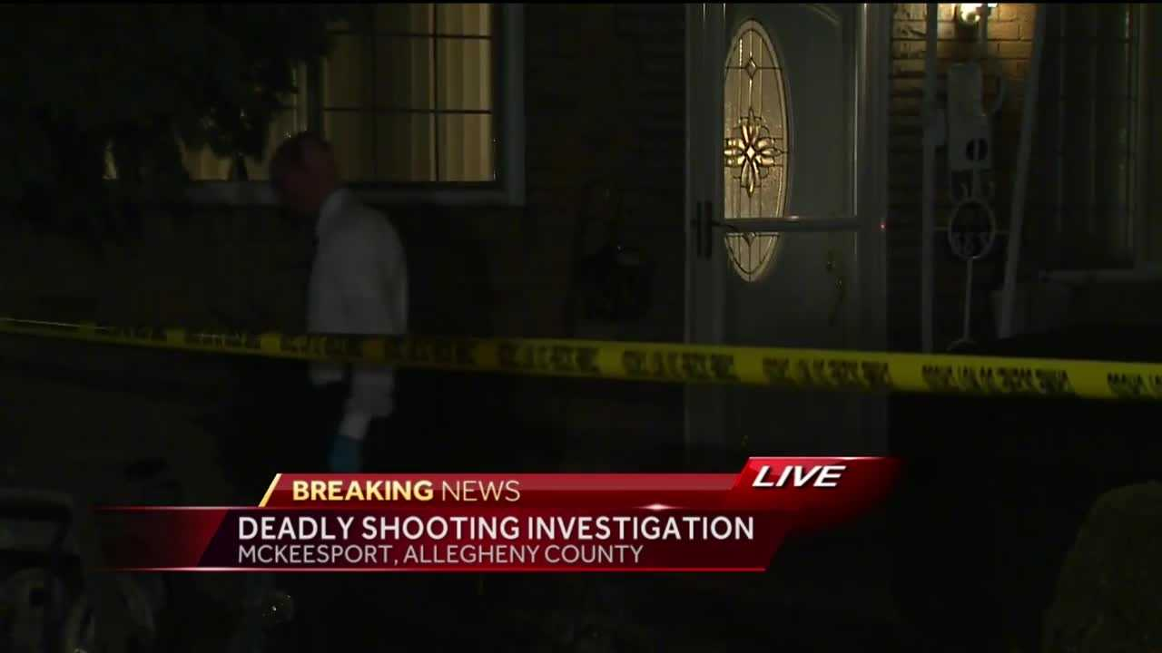 Police are investigating a fatal shooting after a man was found dead inside a McKeesport home.