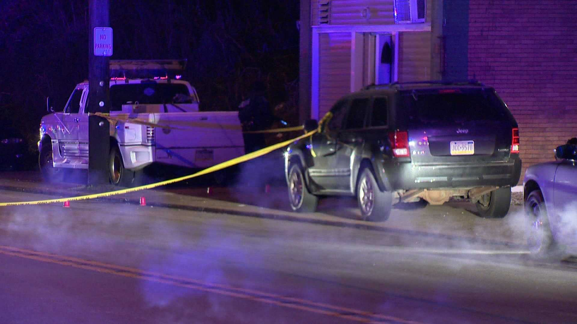 Police are investigating after one person was injured during a shooting in Pittsburgh's Clairton neighborhood.