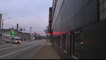 The Daily News building in McKeesport.