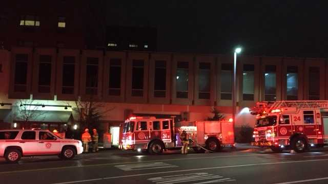 Some guests at the DoubleTree hotel in Pittsburgh were concerned they didn't hear a fire alarm on their floor