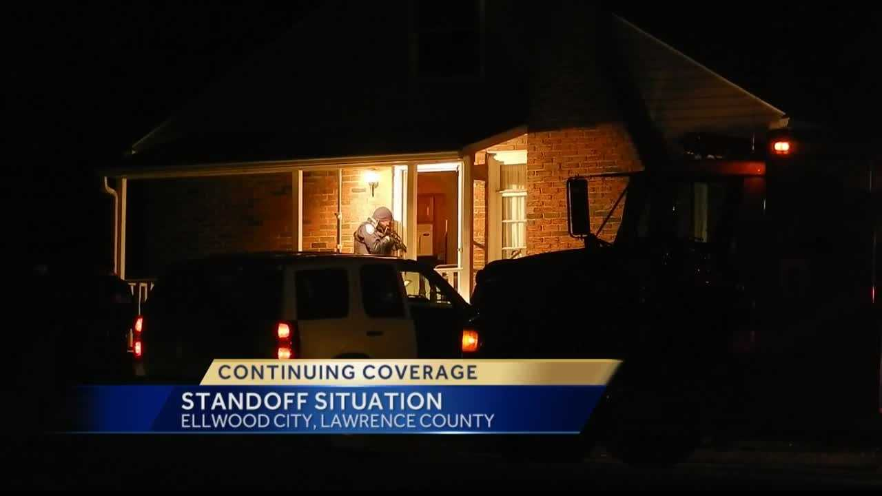 Pittsburgh's Action News 4 Reporter Jackie Cain with new details after a lengthy standoff in Ellwood City, Lawrence County