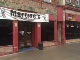 Martino's is a Steelers bar in Cincinnati.