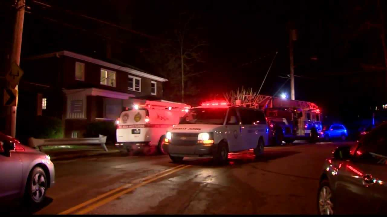 Authorities in western Pennsylvania say a man was found dead following a fire in a Pittsburgh duplex.