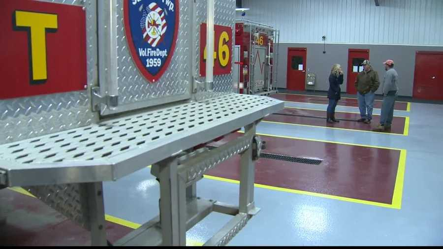 Thursday: Pittsburgh's Action News 4 reporter Kelly Brennan spoke with Chief Max Gales of the Saltlick Township Volunteer Fire Department in Fayette County.