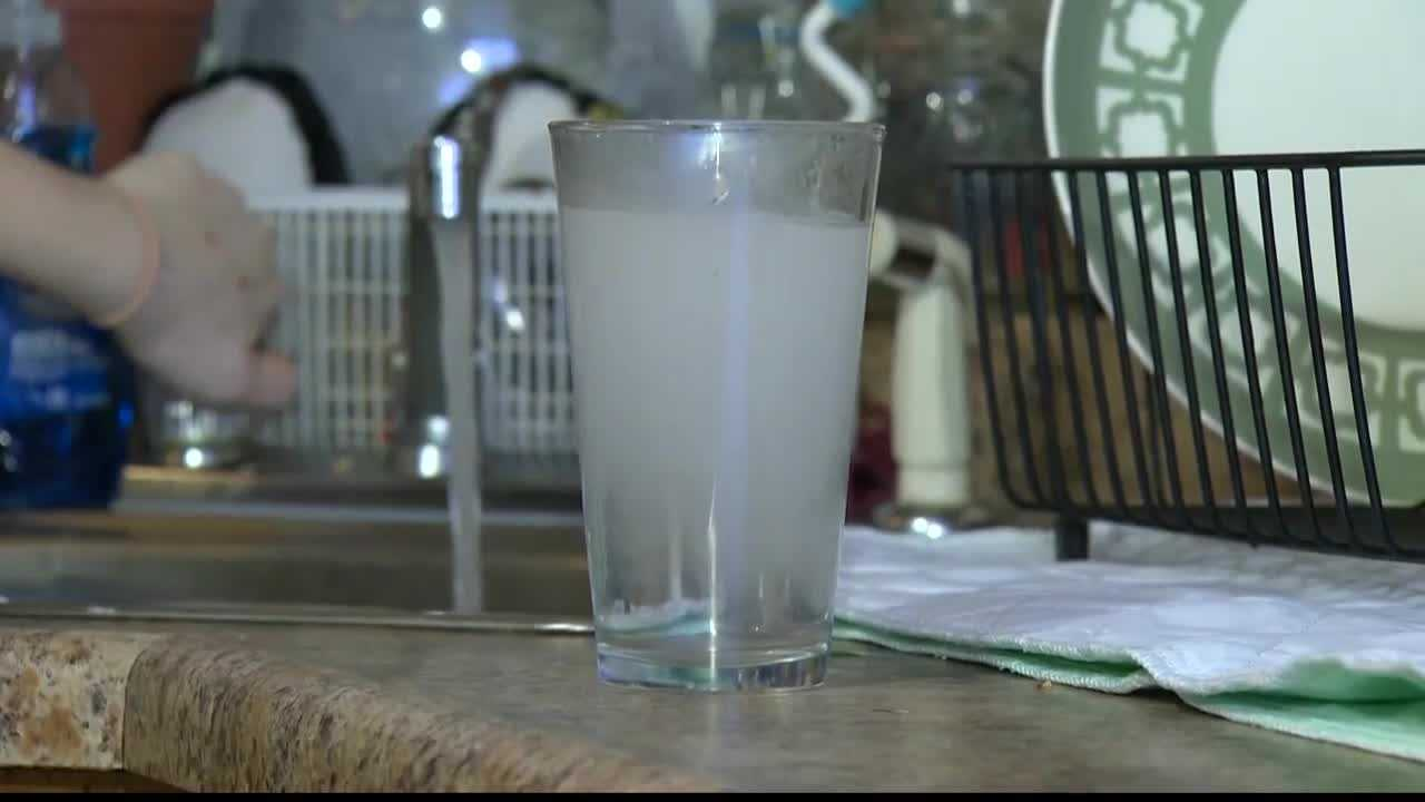 Hundreds of comments on social media pages rally around the same theme that cloudy, smelly water is dangerous and, in some causes, causing rashes.