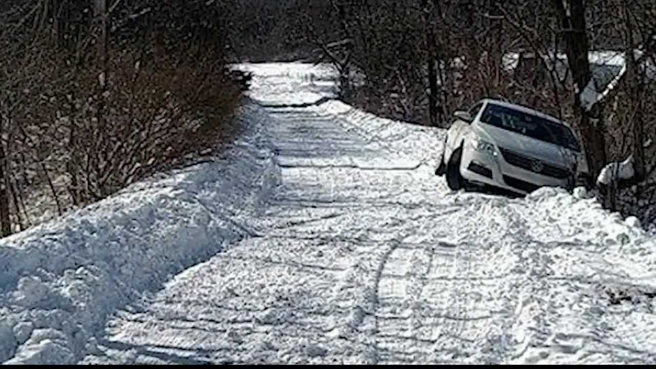 "A Belle Vernon driver is calling a weekend towing company charge ""price gouging"" after he paid $718.90 to have his Volkswagen pulled from a snowy embankment."