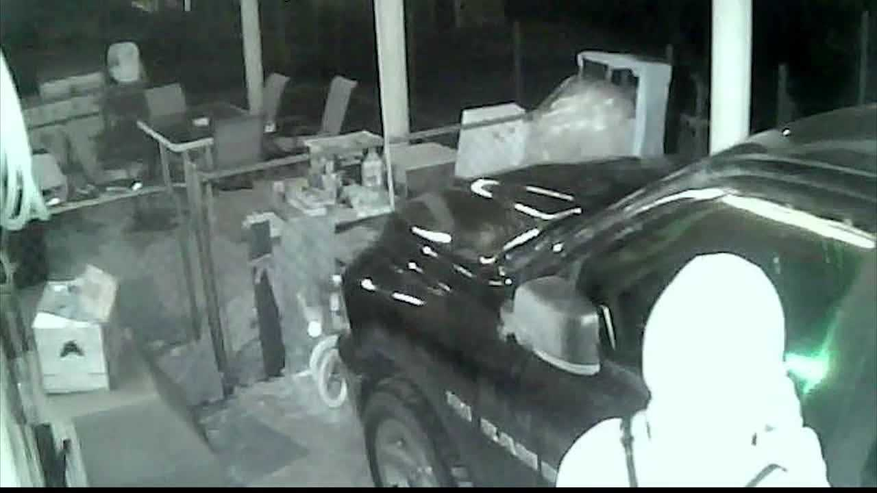 Mount Pleasant police are on the hunt for the people responsible for breaking into at least 13 cars and stealing valuables.