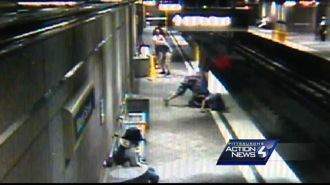 img-There s no punishment Wood Street T-Station attack victim says he s not getting justice