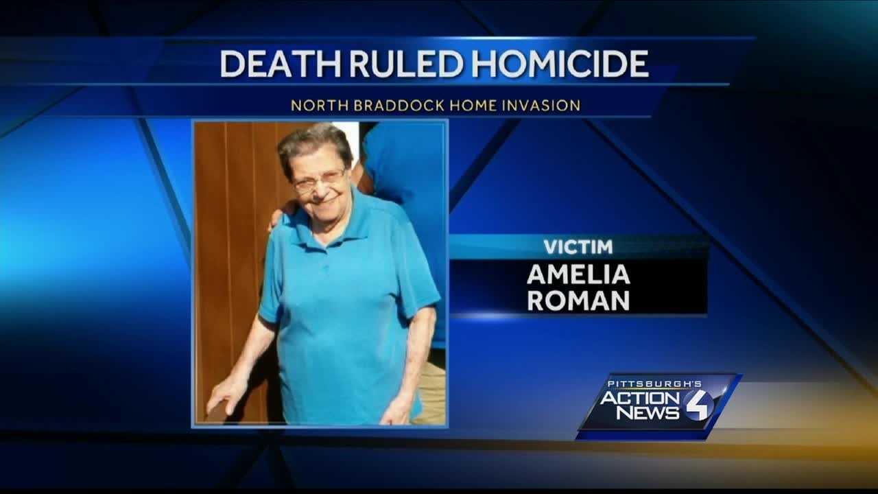 Allegheny County homicide detectives are still investigating the death of 92-year-old Millie Roman.