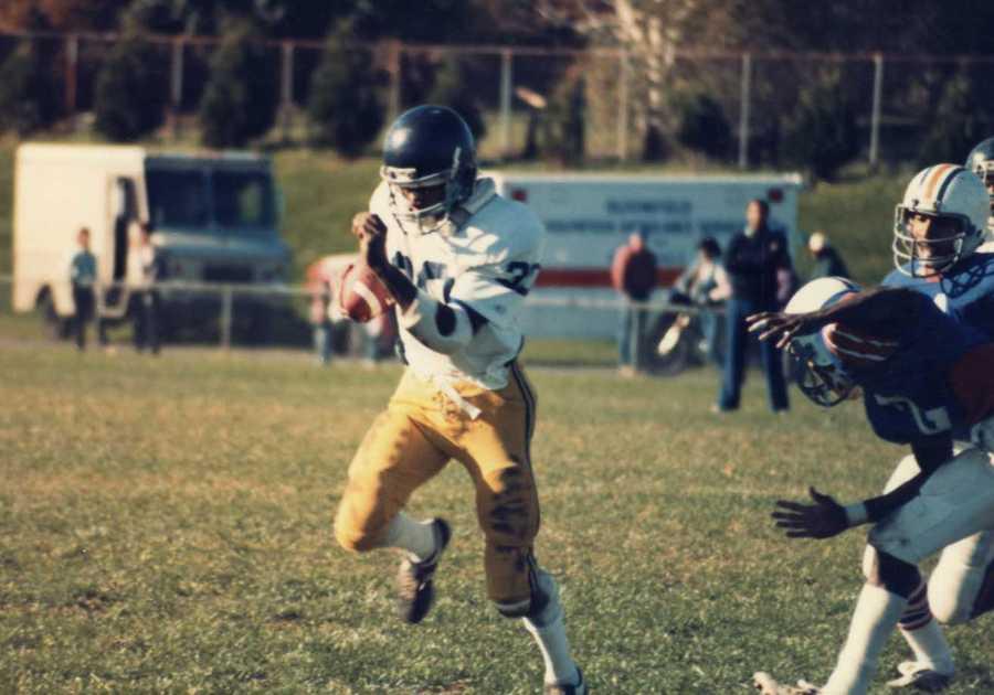 ANDREW STOCKEY - Simsbury High School - Simsbury, CT - Football - Running Back