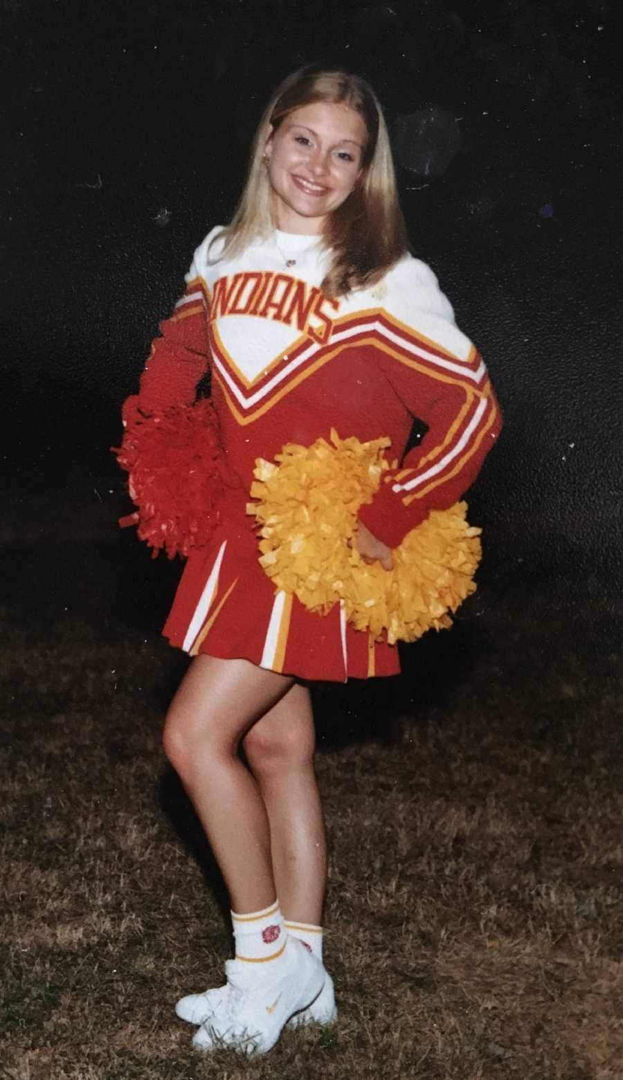 ASHLIE HARDWAY - Penn Hills High School - Varsity Cheerleading - 2001 - 2003
