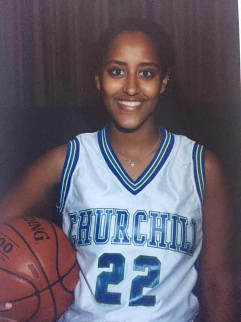 BOFTA YIMAM - Winston Churchill High School - Potomac, MD - Basketball - Shooting Guard, Captain