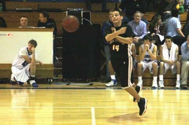 DAVID KAPLAN - Cave Spring High School - Roanoke, VA - Basketball - Shooting Guard