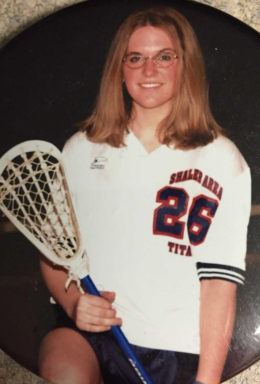 KATELYN SYKES - Shaler High School - Shaler Township, PA - Lacrosse - Wing