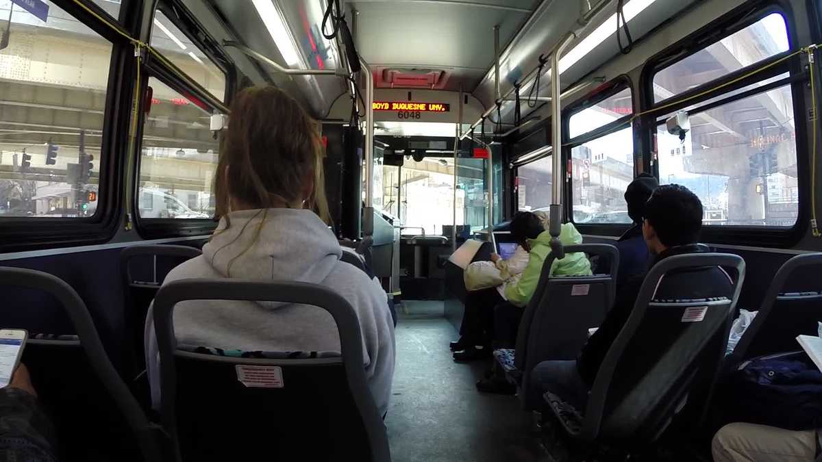Port authority announces service changes on many bus routes and the t - Port authority bus schedule ...