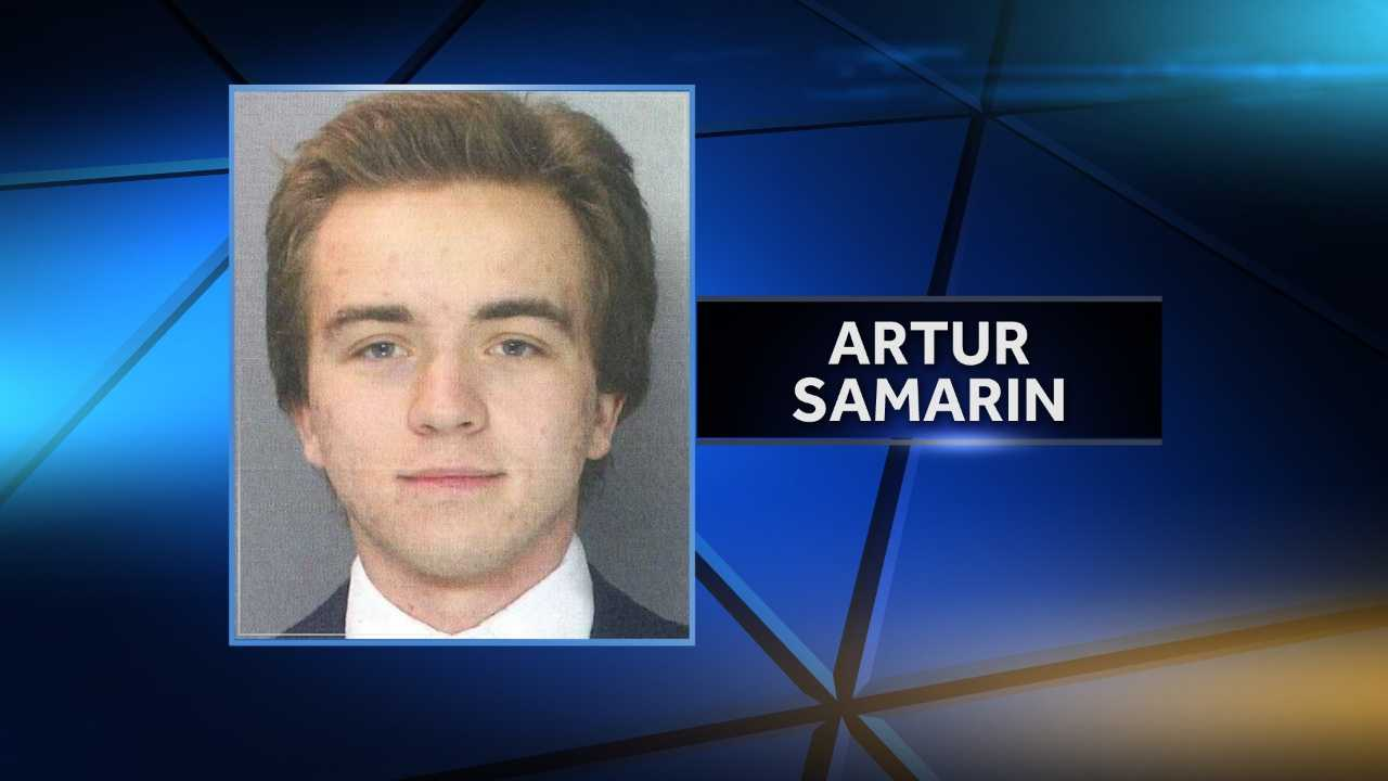 Artur Samarin, also known as Asher Potts