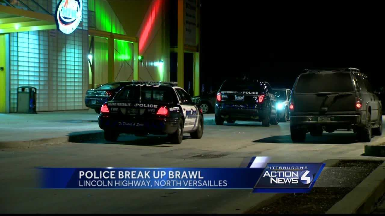 north versailles teen brawl