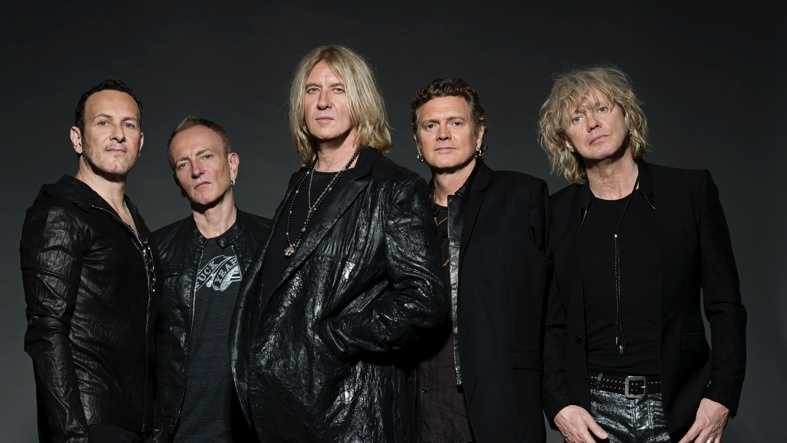 Rock band Def Leppard announced Monday morning they will tour North America this summer, due to overwhelming demand. (Photo courtesy of Live Nation)