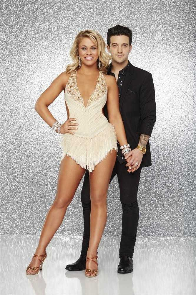 PAIGE VANZANT AND MARK BALLAS