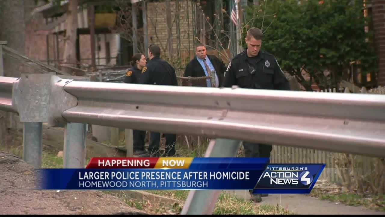 Pittsburgh's Action News 4 reporter Katelyn Sykes with new details after a deadly shooting in Homewood North