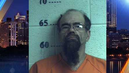 Glenn Mumau, courtesy Jefferson County Jail