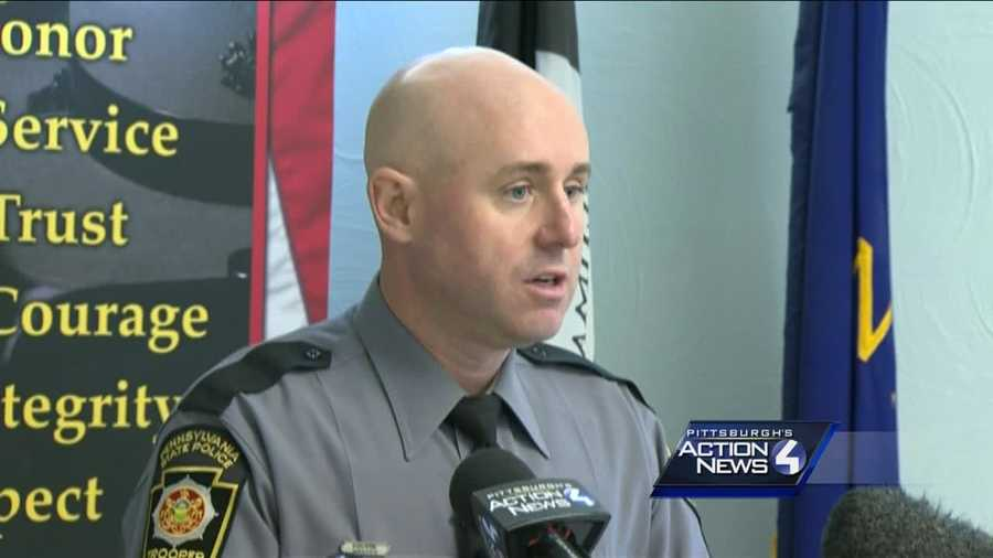 State police provided additional information about the fatal shooting of Edward Gorinski by troopers in South Greensburg which occured Monday night.