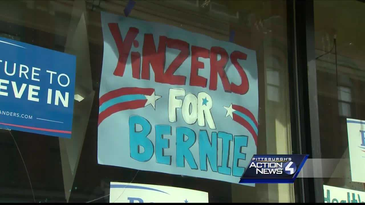 img-Clinton Sanders campaigns open Pittsburgh area offices