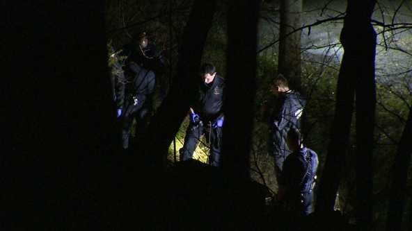 A man was found dead with multiple gunshot wounds in a wooded area of Beltzhoover Thursday night.
