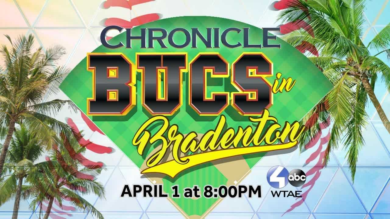 WTAE Chronicle host Sally Wiggin has a preview of what you can expect from this week's edition of Chronicle which follows the Pittsburgh Pirates to their spring home in Florida and the connection it has with Pittsburgh.