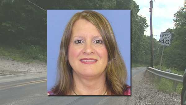 Jill Clark was found dead in a wooded area of Plum.