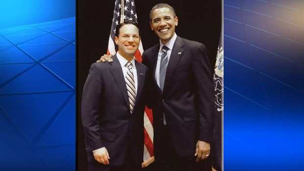 Josh Shapiro got an endorsement Wednesday from President Barack Obama.