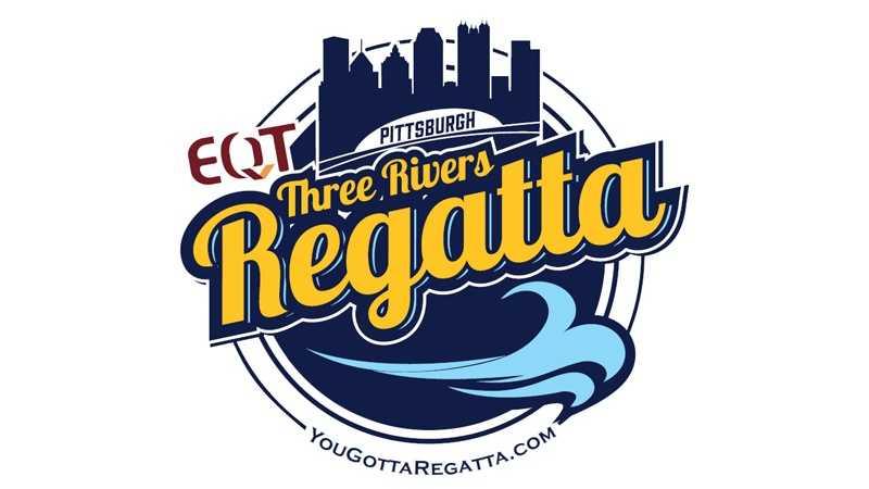 The EQT Pittsburgh Three Rivers Regatta
