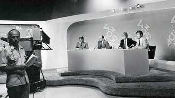 Joe DeNardo, Paul Long, Don Cannon, and Bill Hillgrove in the 1970's