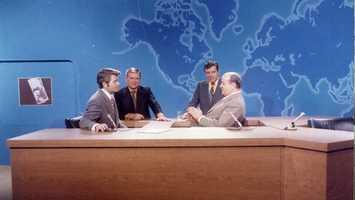 Don Cannon, Joe DeNardo, Ed Conway, and Paul Long in the 1960's